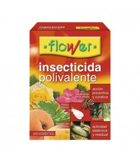 Insecticida polivalente Flower 15ml